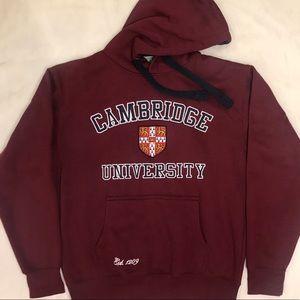 Vintage Cambridge University Hoodie Sweatshirt
